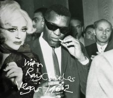 Hope and Ray Backstage 1964
